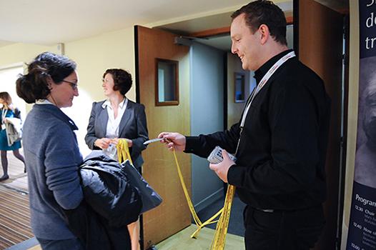 Illustration photo du déroulement d'un évènement d'entreprise