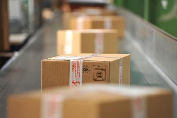 Reportage photo dans le secteur de la livraison